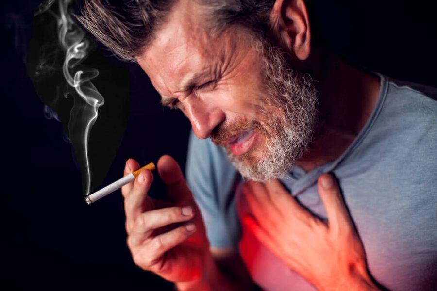 Štetni efekti pušenja na krvne sudove