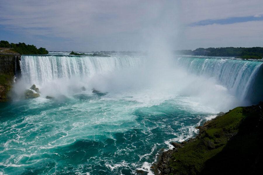Negativn joni u vazduhu - najveća koncentracija pored vodopada